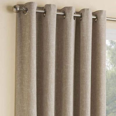 Custom Made Eyelet Curtains