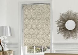 Custom Roller Blinds Example 1