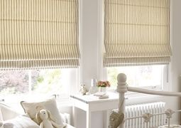 Custom Roman Blind Example 4