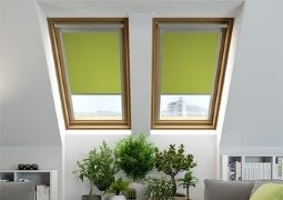 Custom Roof Blinds Example 1