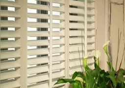Custom Shutter Blinds Example 1