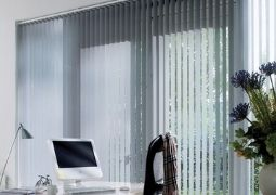 Custom Vertical Blinds Example 2