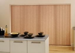 Custom Vertical Blinds Example 4