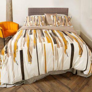 Brushstroke Duvet Set & Bedding