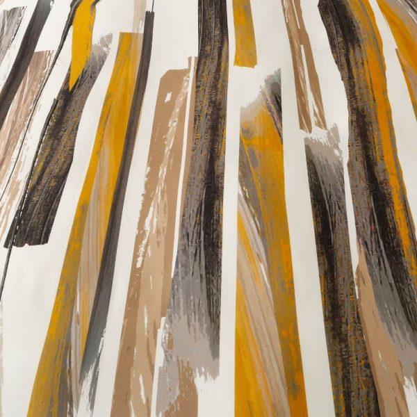 Brushstroke Duvet Set & Bedding - Close Up