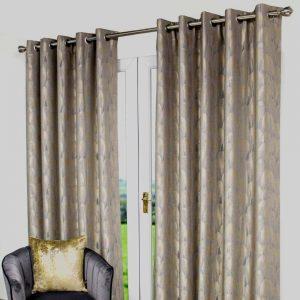 Ogi Ready Made Curtains - Blush
